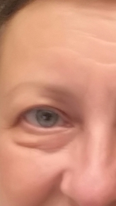 Before Younique 3D Mascara