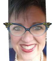 Brenda in Cat Eye Eyeglasses - Order Online