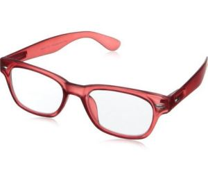 Peepers Rainbow Bright Wayfarer Reading Glasses - Red - $21.00
