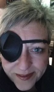 Pirate Patches can be fun! Ordering from ZenniOptical Mar. 2014